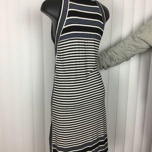 Max Studio l Striped tunic dress